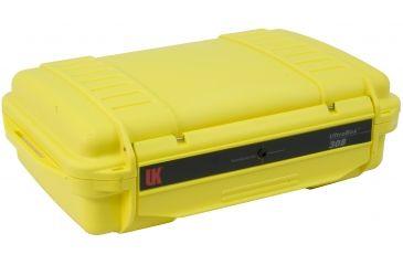 Underwater Kinetics Case 308, Empty, Yellow