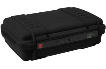 Underwater Kinetics Case 308/Padded Liner/Black