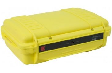 Underwater Kinetics Case 308/Padded Liner/Yellow