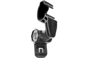 Underwater Kinetics Helmet Clip, Universal Adjustable, 4AA/2AA Flashlights - 14819