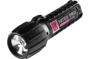 Underwater Kinetics Nitex eLED-AT2 Light No Battery/No Charger, Black 12347