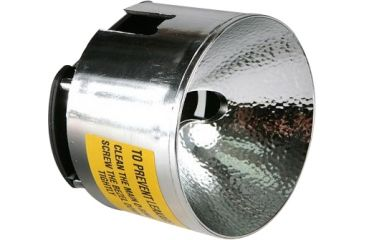 Underwater Kinetics Reflector Assembly, UK Lights UK Reflector Assembly, C4/C8 (non-rechargeable)