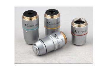 UNICO 10X Din Achromat Objective, N.a. 0.25 B6-2102