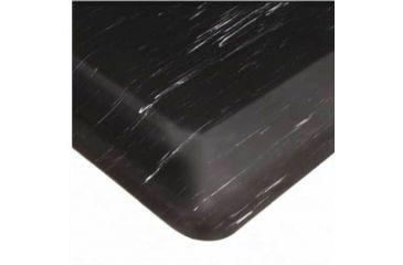UNICO Anti-fatique Mats In Black, 2' X 3' 84510
