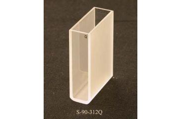 UNICO Quartz, Rectangular,30 mm pathlength, 10.5 ml capacity UV-Vis, each