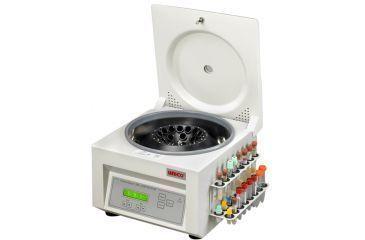 UNICO PowerSpin MXD C8760 Centrifuge, 4 Place for 60 ml Syringes only, 1000-3400 rpm, 110V C8760