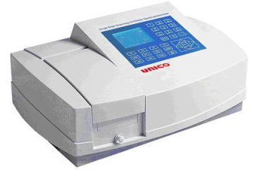 Unico SpectroQuest Split Beam Scanning Spectrophotometer, 220V SQ2802SE