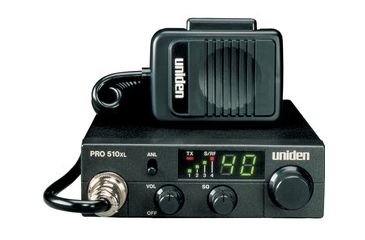 Uniden Compact Mobile 40 Channel CB Radio PRO510XL