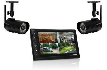 Uniden Digital Wireless Video Surveillance Camera System UDS655
