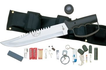 United Cutlery Bushmaster Survival Fixed Blade Knife UC212