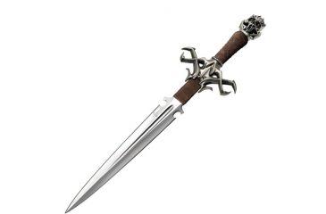 United Cutlery Kit Rae Death's Head Dagger w/Plaque KR0048