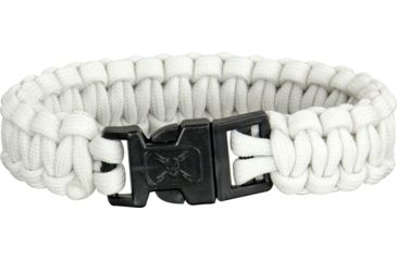 United Cutlery Survival Bracelet, White UC2838