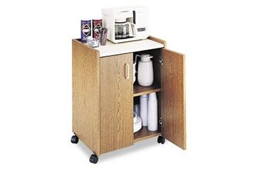 United Stationers Stand Refreshment Gy SAF8954GR, Unit EA