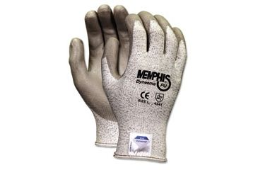 United Stationers Gloves Dyneema Dip Xlg Gy CRW9672XL, Unit PR