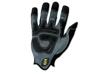 United Stationers Gloves Gen Utiltiy Med Bk IRNGUG03M, Unit PR