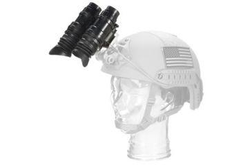 US Night Vision AN/PVS-15 Nightvision Binocular, Gen 2+ Commercial, Black 000743