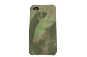 US Night Vision iPhone 4 / 4S Hard Shell Tactical Case, A-TACS Camo FG 006962