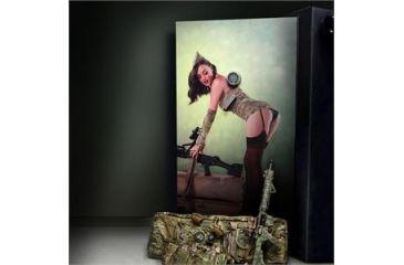 US Night Vision Gun Safe Wraps Hot Shots 2013, 38x65in, Rosie August 702008