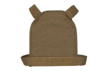 US Palm Slick Defender Soft Armor Plate Carrier With Two Level IIIA Soft Armor Panels X-Large 11 X 13.5 Inch Panel Maximum Waist 60 Inches Coyote Tan