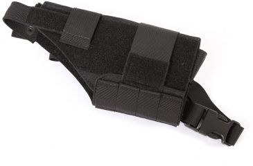 US Palm Velcro Holster, Fits AKARv2 and MPARv2, Black, Large 728028141146