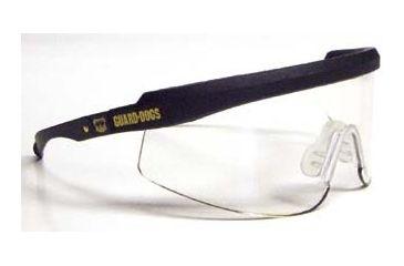 US Safety Eyewear Guarddogs Bones Clear 914BB
