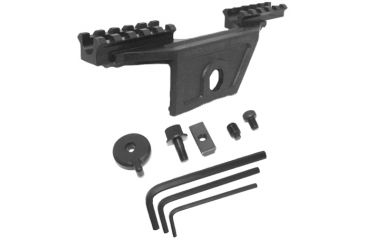 US Tactical Systems M14 Scope Mount, Matte Black, 7in. 660-212
