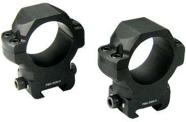 U.S.Optics 30mm Rings P6M-3500 H