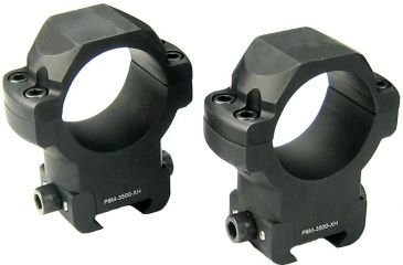 U.S.Optics 30mm Rings P6M-3500 XH