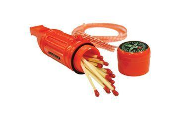 UST 5 in 1 Survival Tool, Orange 20-310-5-1