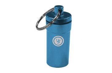 UST BASE Case Aluminum 0.5 Capsule, Blue 20-205-458-00