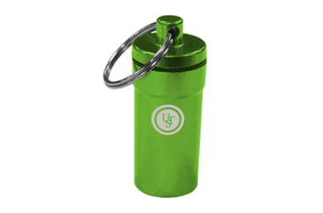 UST BASE Case Aluminum 0.5 Capsule, Lime 20-205-458-07