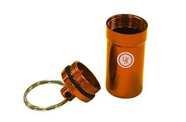 UST BASE Case Aluminum 0.5 Capsule, Orange 20-205-458-08