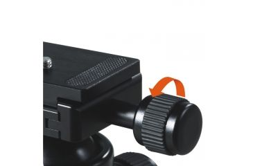 Vanguard ABH-120K Semi-Elliptical Ball Head