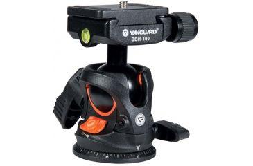 Vanguard BBH-100 Ball Head, Black 340317