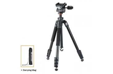 Vanguard Espod Plus 234AP Aluminum Alloy Tripod with Panhead