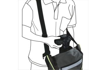 Vanguard Sydney 18 Olive Messenger Camera Bag