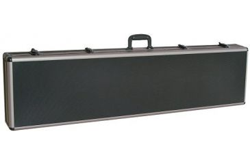 Vanguard Winchester Double Rifle Case w/Metallic Gray Aluminum Trim WGS7708