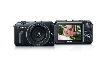 Canon EOS M EF-M 22mm STM Digital SLR Camera Kit