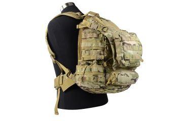 J-Tech Gear Heracles Backpack, Multi-Cam PA01-2800-00 MC