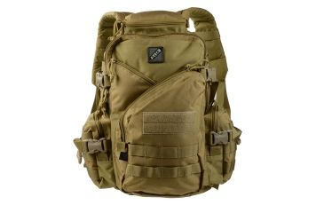 J-Tech Gear Operation Irene Assault Backpack, Coyote Tan PA01-2200-00 CM