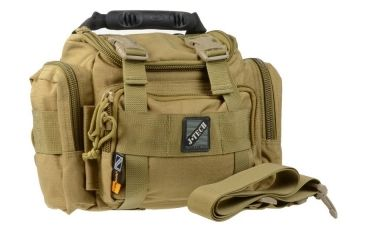 J-Tech Gear Multi-Purpose Urban Carry Case II, Coyote Tan BG02-0201-0A CM