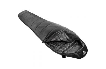 Vaude Sioux 800 Sleeping Bag, Black 724130