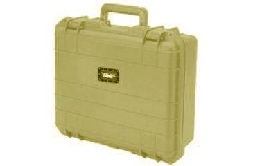 Vault Case Model 16 Water Resistant Multi Purpose Case, Tan VC-16T