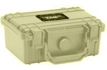 Vault Case Multipurpose Case - Model 07 Tan VC-07T
