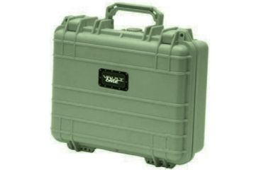 Vault Case Multipurpose Case - Model 12 Green VC-12G