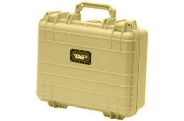 Vault Case Multipurpose Case - Model 12 Tan VC-12T