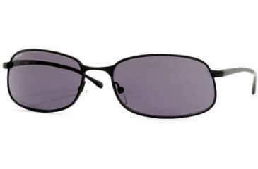 VedaloHD 2219 Giallo Frame color: Matte Black / Lenses color: Smoke