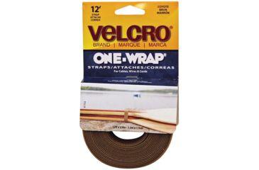 Velcro One-wrap 12' X 3/4'' Coyote 91752