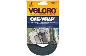 Velcro One-wrap 12' X 3/4'' Foliage 91753