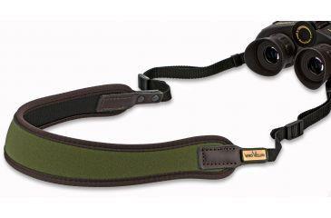 Vero Vellini Contour Binocular Sling - Forest Green